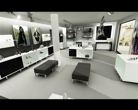 arredamento negozio calzature awesome allestimento negozio scarpe gg28 pineglen