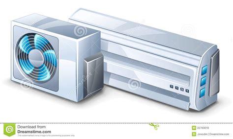 Klimaanlage A by Klimaanlage Vektor Abbildung Illustration Element