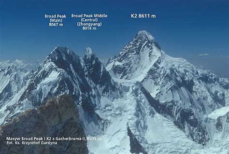 Nasza Góra W Karakorum