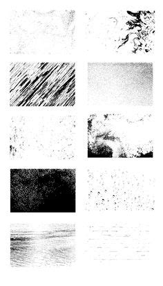 Shadowhouse Creations: B/W Grunge Texture Set Grungy