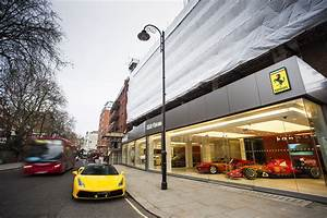 HR Owen team proud to work for the best Ferrari dealer