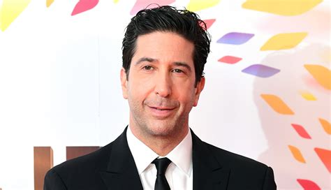 David schwimmer is heading back to tv. David Schwimmer on 'Intelligence' and 'Friends' Reunion