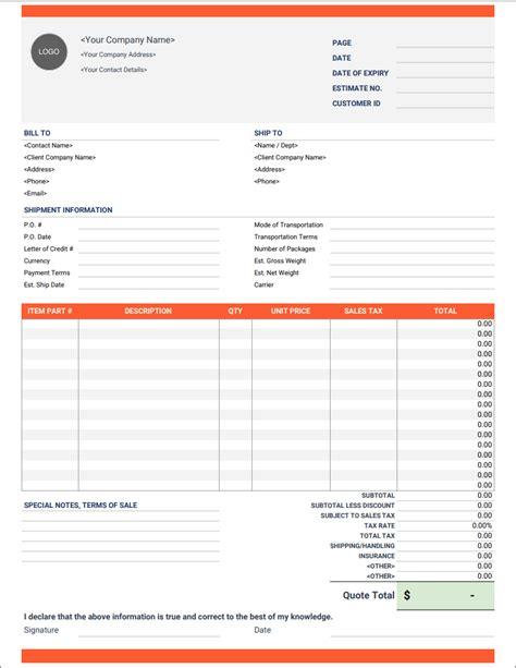 pro forma invoice templates   invoice simple