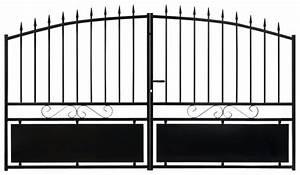 Portail Brico Depot 4m : portail fer brico depot ~ Farleysfitness.com Idées de Décoration