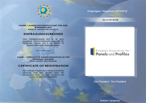 European Quality Assurance Association For Panels And Profiles by Our Tasks