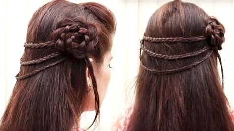 party hairstyle  young girls  hair style girl