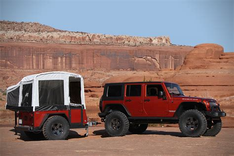offroad trailer jeep off road cer trailers hiconsumption