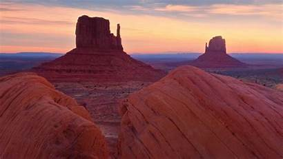 Monument Valley Arizona Nature Wallpapers Monuments Usa
