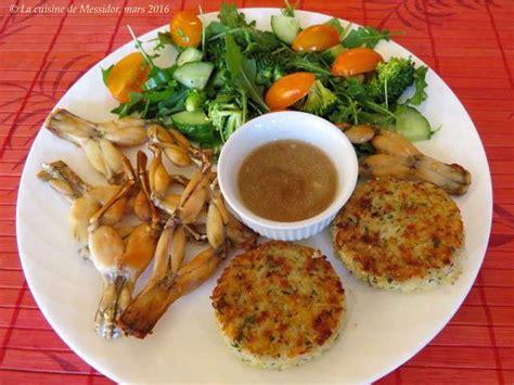 cuisiner les cuisses de grenouilles recettes de cuisses de grenouilles et sauces
