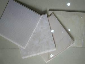Panneau En Pvc : pvc panneau de plafond en plastique dans tuiles de toit de ~ Edinachiropracticcenter.com Idées de Décoration