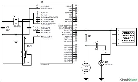 no pulse pic microcontroller pwm tutorial using mplab and xc8
