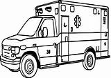 Coloring Ambulance Printable Karetka Ambulans Truck Sheet Drawing Sheets Pepsi Kolorowanka Ems Without Books Important Swat Facility Hospital Medical Care sketch template