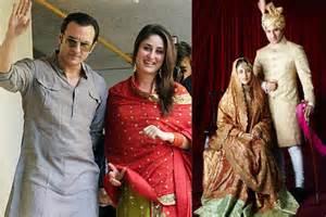 The Wedding Story of Saif Ali Khan and Kareena Kapoor ...