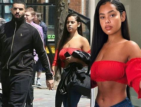Drake Spotted Out With Rumoured New Girlfriend Malaika