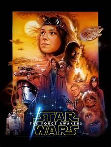 Poster Star Wars : star wars the force awakens page 2 ~ Melissatoandfro.com Idées de Décoration