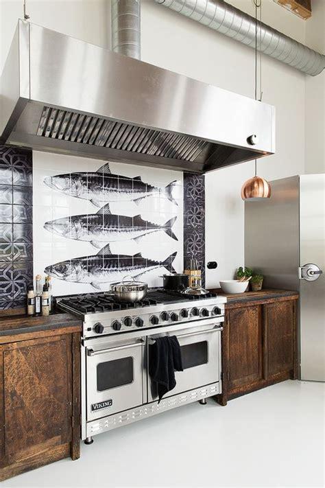 credence de cuisine originale dans la cuisine la crédence fait la différence