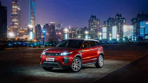 Range Rover Evoque 2016 Wallpaper