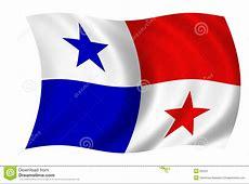 Flag Of Panama Stock Photos Image 62523