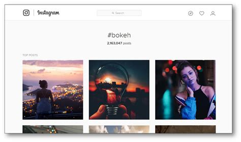 top photography hashtags  grow  instagram account