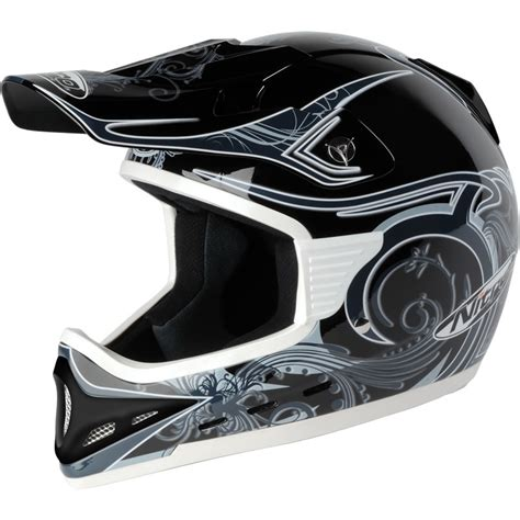 motocross crash helmets nitro mx416 dynamo off road mx acu gold approved racing
