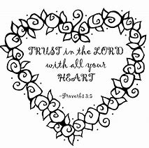 HD Wallpapers Coloring Page Love God With All Your Heart
