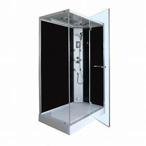 Cabine De Douche 90x120 : cabines douches int grale carr rectangle 1 4 de ~ Edinachiropracticcenter.com Idées de Décoration