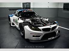 Stance Works The new ALMS BMW Z4 GTE