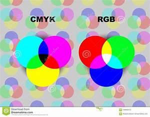 Color Spectrum Abstract Wheel  Colorful Diagram Cartoon