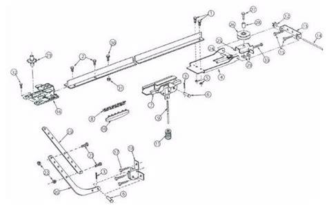 garage door opener model 696cd b locate a part by model number overhead door openers legacy 496cd b and 696cd b overhead