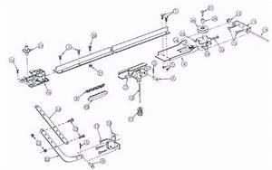 Genie Reliag 800 Garage Door Opener 2022 2024 2042 Rail Low Headroom Garage Door Opener