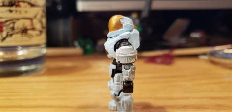 Share Project Halo legends Kelly   MEGA™ Unboxed