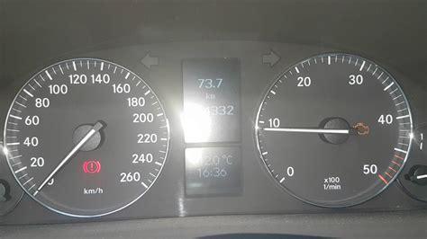mercedes c220 voyant moteur mode d 233 grad 233 youtube