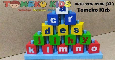 Mainan Edukatif Untuk Anak 3 Bulan