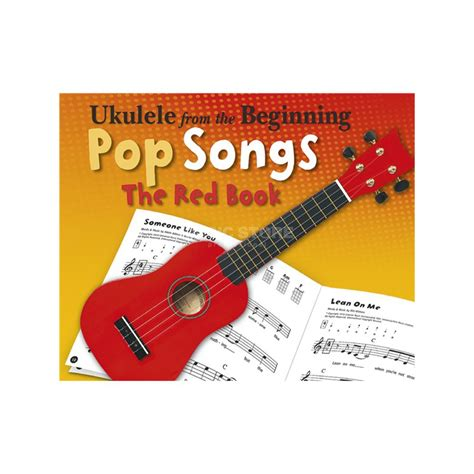 Get free ukulele sheet music in your inbox! Chester Music Ukulele From The Beginning - Pop Songs (Yellow Book)   DV247   en-GB