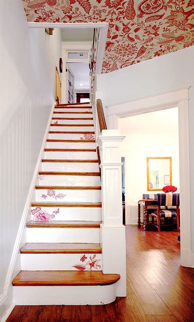 Treppe Shabby Chic by Staircase Shabby Chic Style Treppen Washington D C