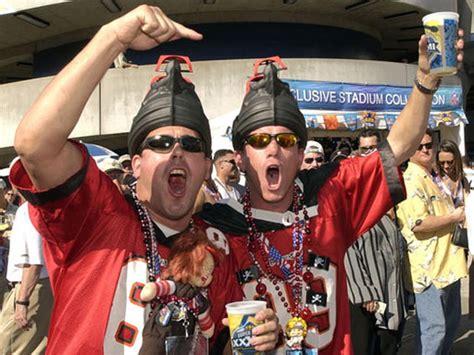 Bucs All The Way Super Bowl Xxxvii Pictures Cbs News