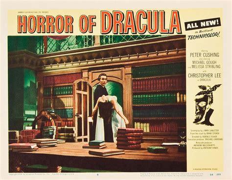 ephemera  hammers dracula aka horror  dracula