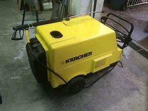 Karcher Eau Chaude Occasion : nettoyeur haute pression eau chaude karcher hds ~ Edinachiropracticcenter.com Idées de Décoration