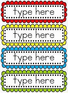 free printable word wall templates printable paper With word wall template printable