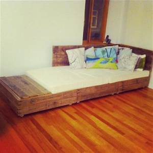 diy recycled pallet sofa bed furniture ideas with pallets With pallet sofa bed