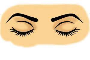 How to Draw Eyes Looking Down | DrawingNow