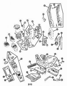 Hoover Model Uh70120 Vacuum  Upright Genuine Parts