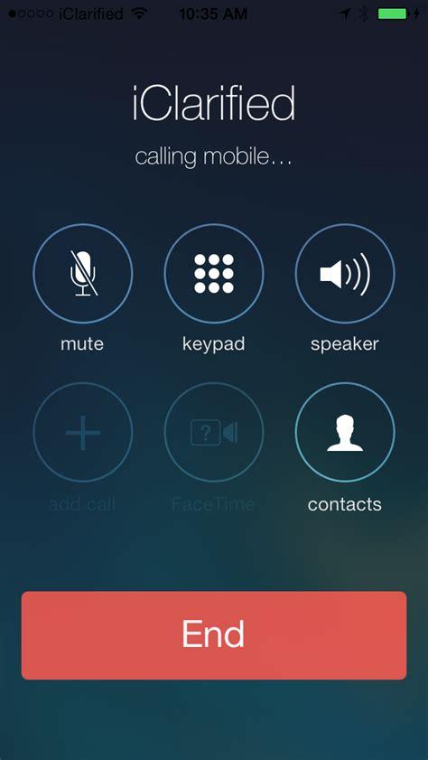 ios beta brings iphone call screens power