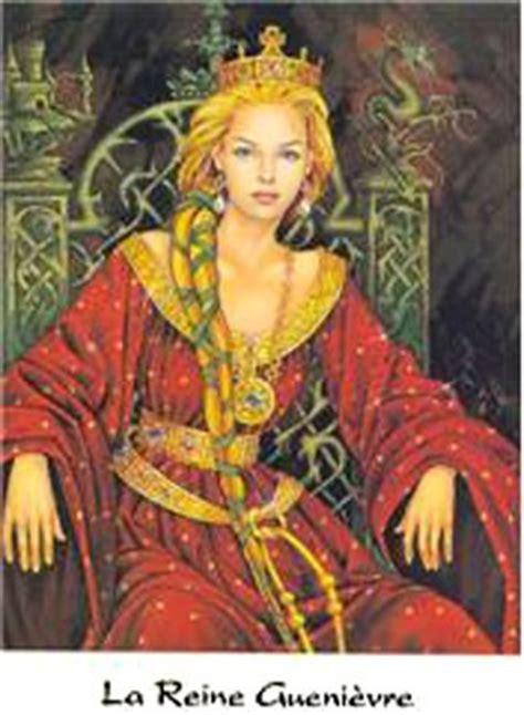 la reine guenievre des perles de lhistoire