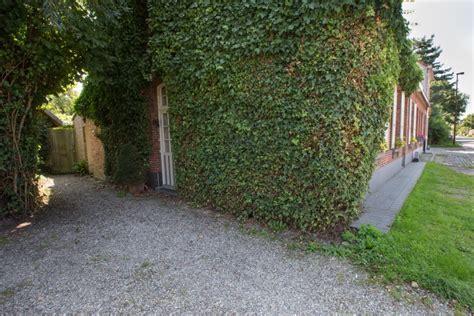tuin lang smal stunning smal kiezelpad met aan weerszijden namelijk