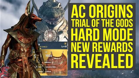 origins set trial assassin 39 s creed origins trial of the gods new rewards