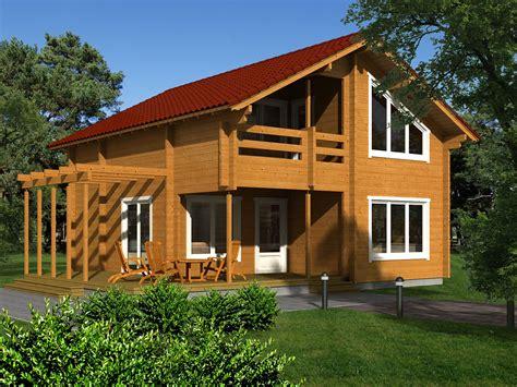 immagine casa in legno domus trade in legno in legno