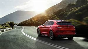 2018 Alfa Romeo Stelvio Quadrifoglio Wallpapers & HD