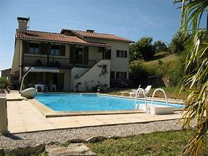 location grande villa pyrenees piscine contrazy With location de villa avec piscine en france