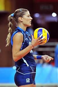 Sports star: Francesca Piccinini Volleyball Player Profile ...